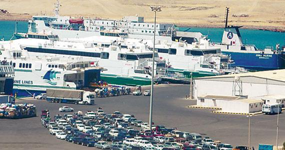 جمارك ميناء ضباء - جمرك ضباء