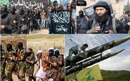 السعودية تدرج 5 تنظيمات متطرفة على قائمة الجماعات الإرهابية