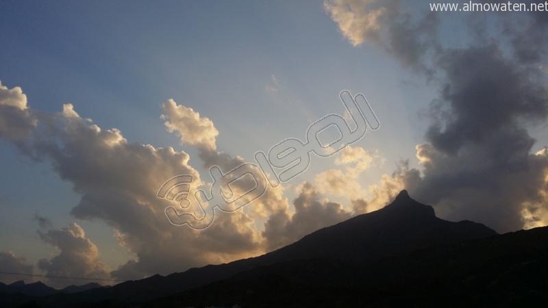 جمال طبيعة #وادي_العرج عقب الأمطار الغزيرة (5)