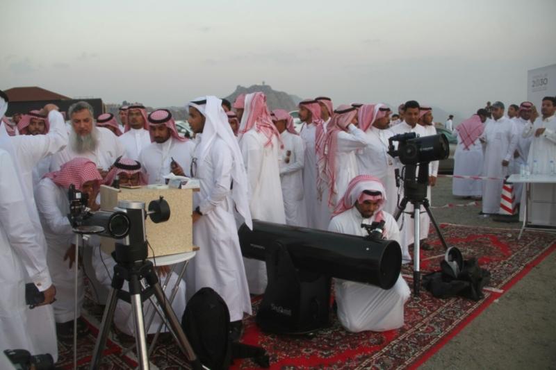 جمعية آفاق لعلوم الفضاء ترصد هلال رمضان المبارك (69510213) 