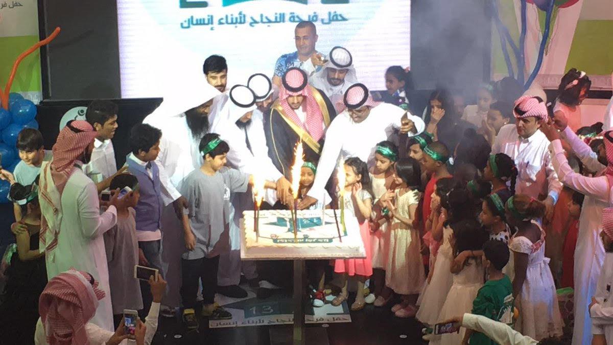 جمعية إنسان  تنظم حفل فرحة النجاح الثالث عشر بجميع فروعها (2)