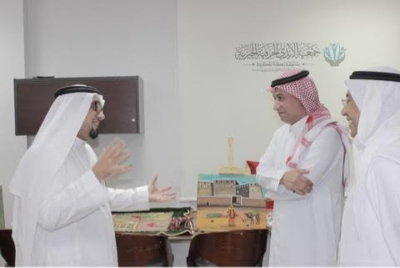 جمعية الأيدي الحرفية الخيرية1-  فهد أبو حيمد