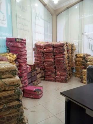 جمعية البركة الخيرية بالدمام  بتوزيع أكثر من خمسة عشر الف بطانية (7)