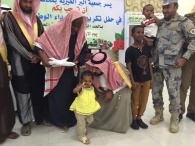 جمعية البر بـ الحرث تكرم أسر الشهداء والمصابين (31195649) 