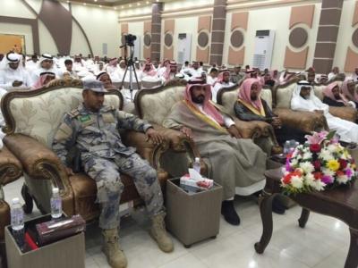جمعية البر بـ الحرث تكرم أسر الشهداء والمصابين (31195656) 