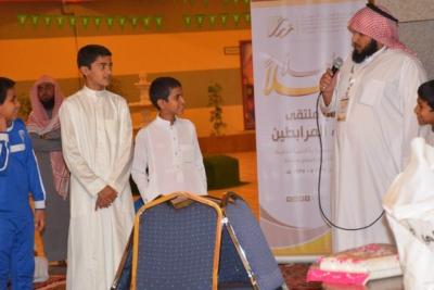 جمعية نبأ الخيرية تنظم ملتقى أبناء المرابطين (1)