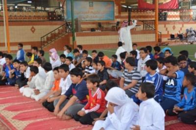 جمعية نبأ الخيرية تنظم ملتقى أبناء المرابطين (30376833) 