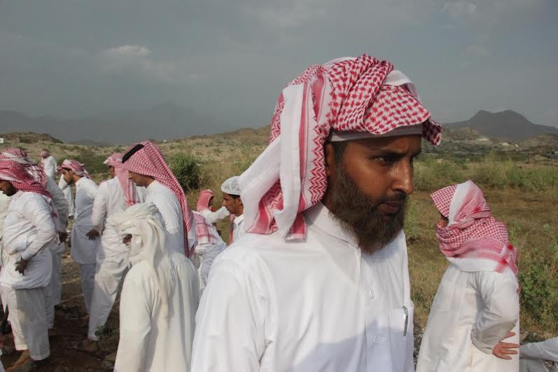 جموع غفيرة تشيع الشهيد البارقي 2