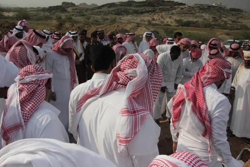 جموع غفيرة تشيع الشهيد البارقي 4