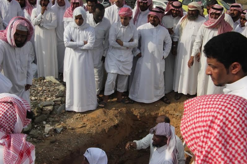 جموع غفيرة تشيع الشهيد البارقي 7