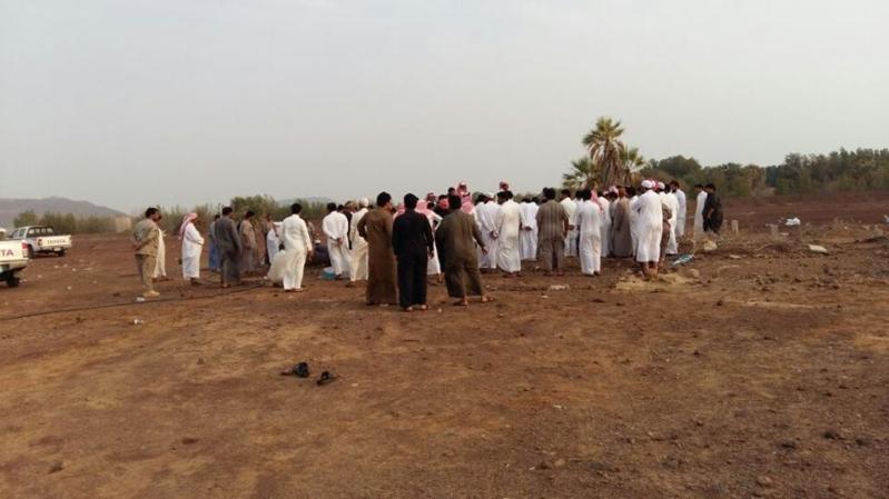جنازة الشهيد عبده مفوظ عسيري