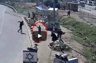 شاهد.. جندي إسرائيلي يطلق النار على زميله بالخطأ - المواطن