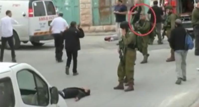 السجن 18 شهرًا عقوبة الجندي الإسرائيلي قاتل الفلسطيني الجريح