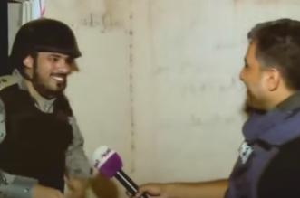 بالفيديو.. مرابط في #الحد_الجنوبي يوثق يومياته على جدار استراحته: عيون تسهر على طول الأيام - المواطن