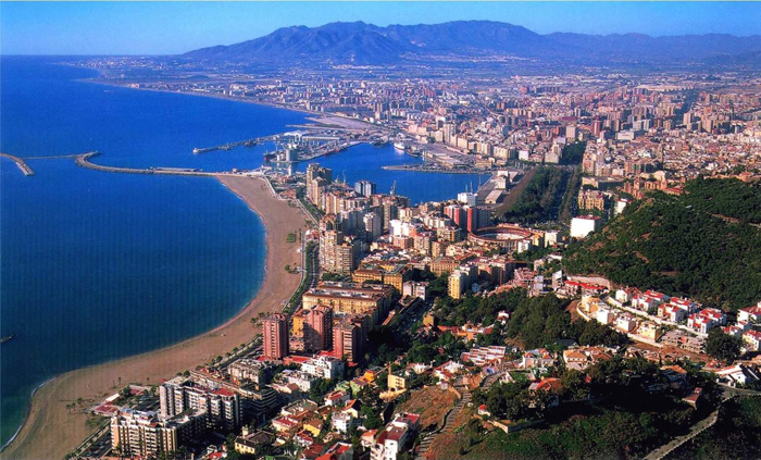 جنوب إسبانيا