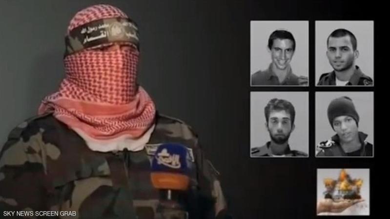 جنود - اسرائيل - حماس