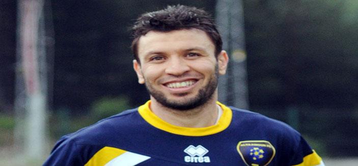 جهاد الحسين لاعب التعاون