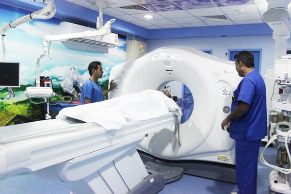 تركيب جهاز تصوير شرايين قريباً بمستشفى الملك فهد بجازان - المواطن