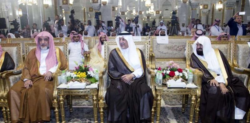 جوائز الملك عبد العزيز لحفظ القرآن (1)
