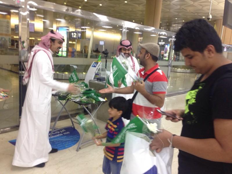 جوازات مطار الملك خالد  (4)