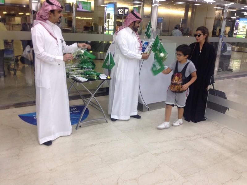 جوازات مطار الملك خالد  (5)