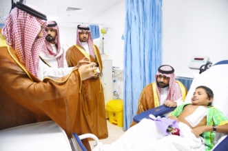 جوال محمد بن عبدالعزيز شاهدًا على إنسانيته.. وصورة الطفل مرعي الدليل - المواطن