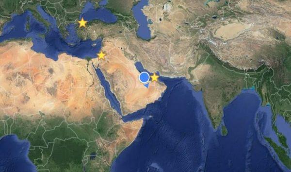 جوجل تحدّث تطبيقي الخرائط والأرض بصور أكثر وضوحاً