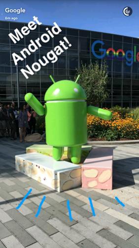 جوجل تعتمد رسمياً Nougat