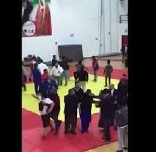 مباراة جودو بالكويت تتحول لمضاربة بالأيدي والعصي - المواطن