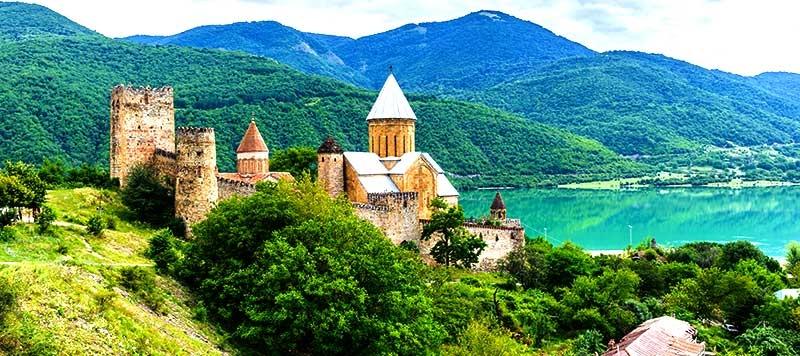 جورجيا سياحة وجمال رائع (3)