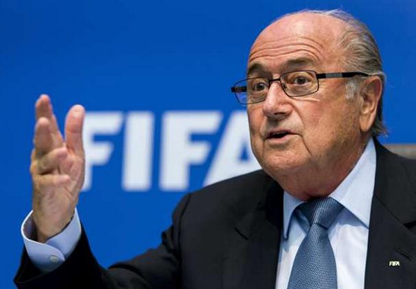 """""""بلاتر"""" يقترح مونديال قطر 2022 بتاريخ 18 ديسمبر - المواطن"""