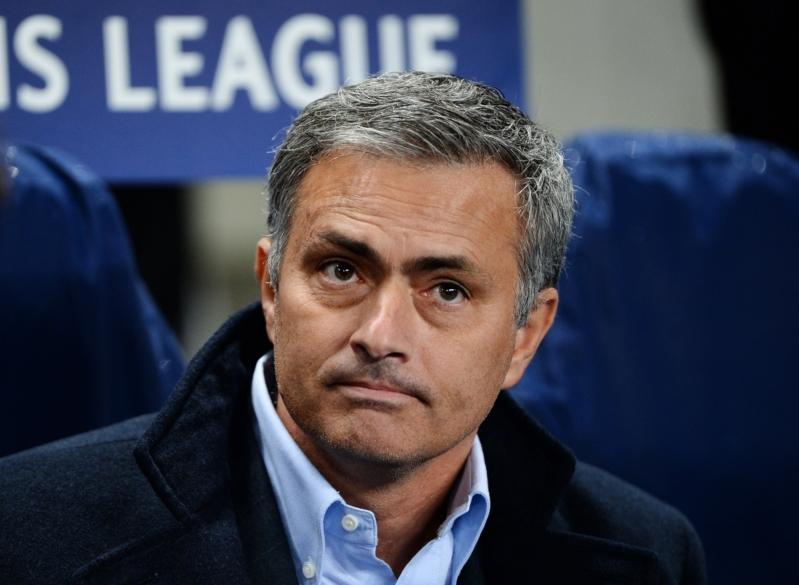 Jose Mourinho, Manger of Real Madrid.