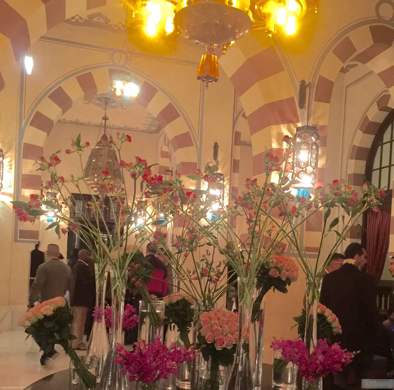 جولة الاعلام السياحي بقصر الملك فاروق باسوان (7)