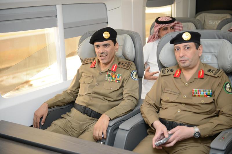 جولة امير الرياض قطار سار11
