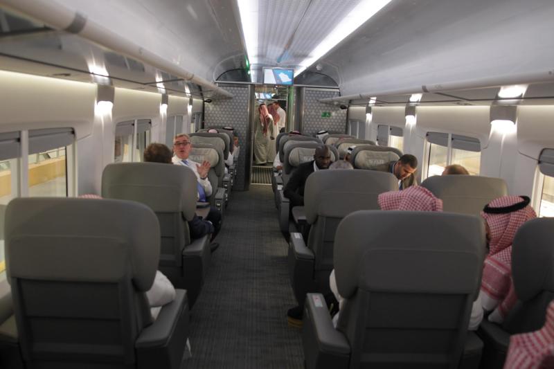 جولة امير الرياض قطار سار3