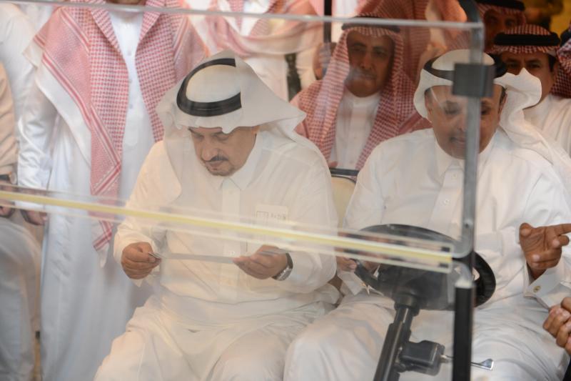 جولة امير الرياض قطار سار8