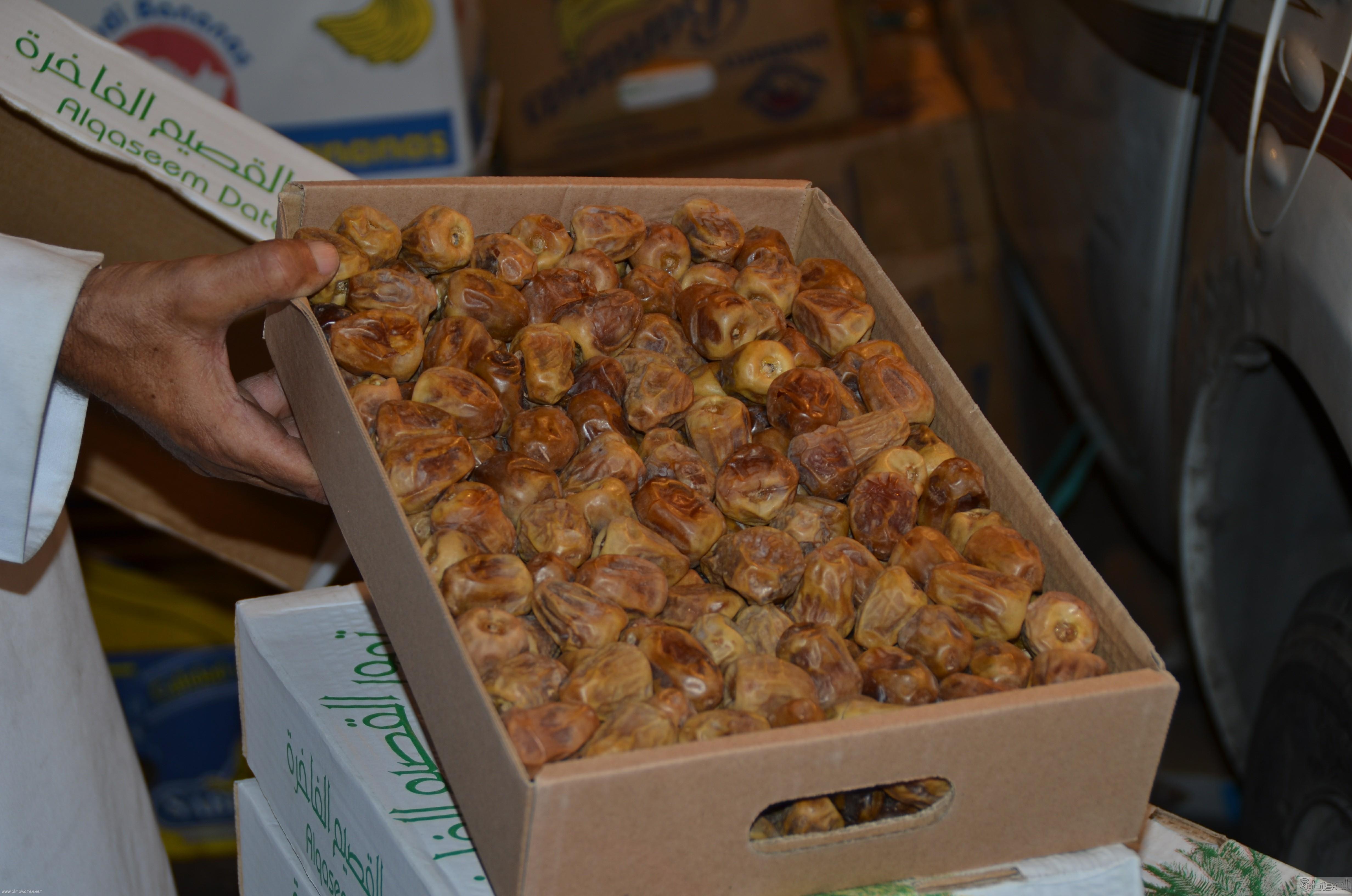 جولة باسواق الحلويات والتمور في جدة قبل العيد (12)