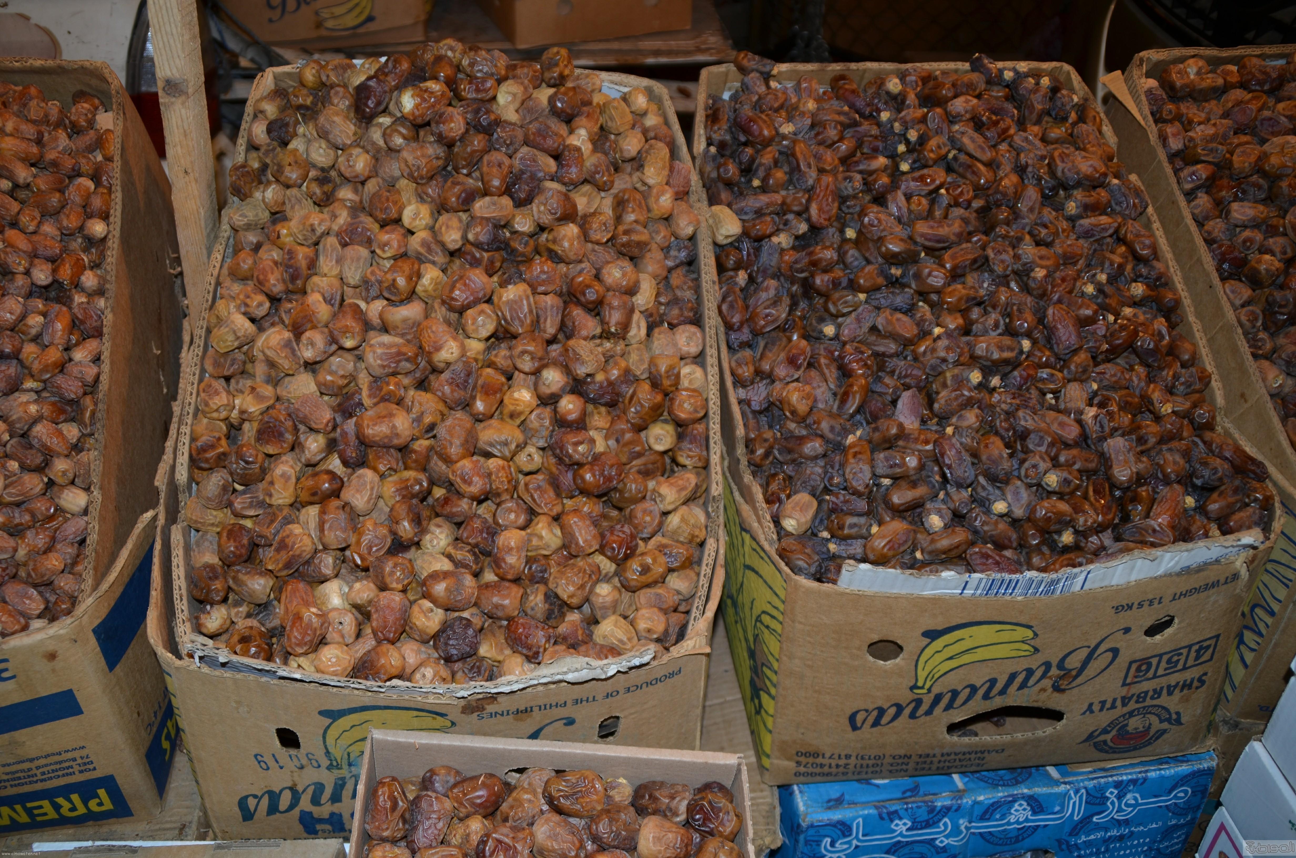 جولة باسواق الحلويات والتمور في جدة قبل العيد (13)