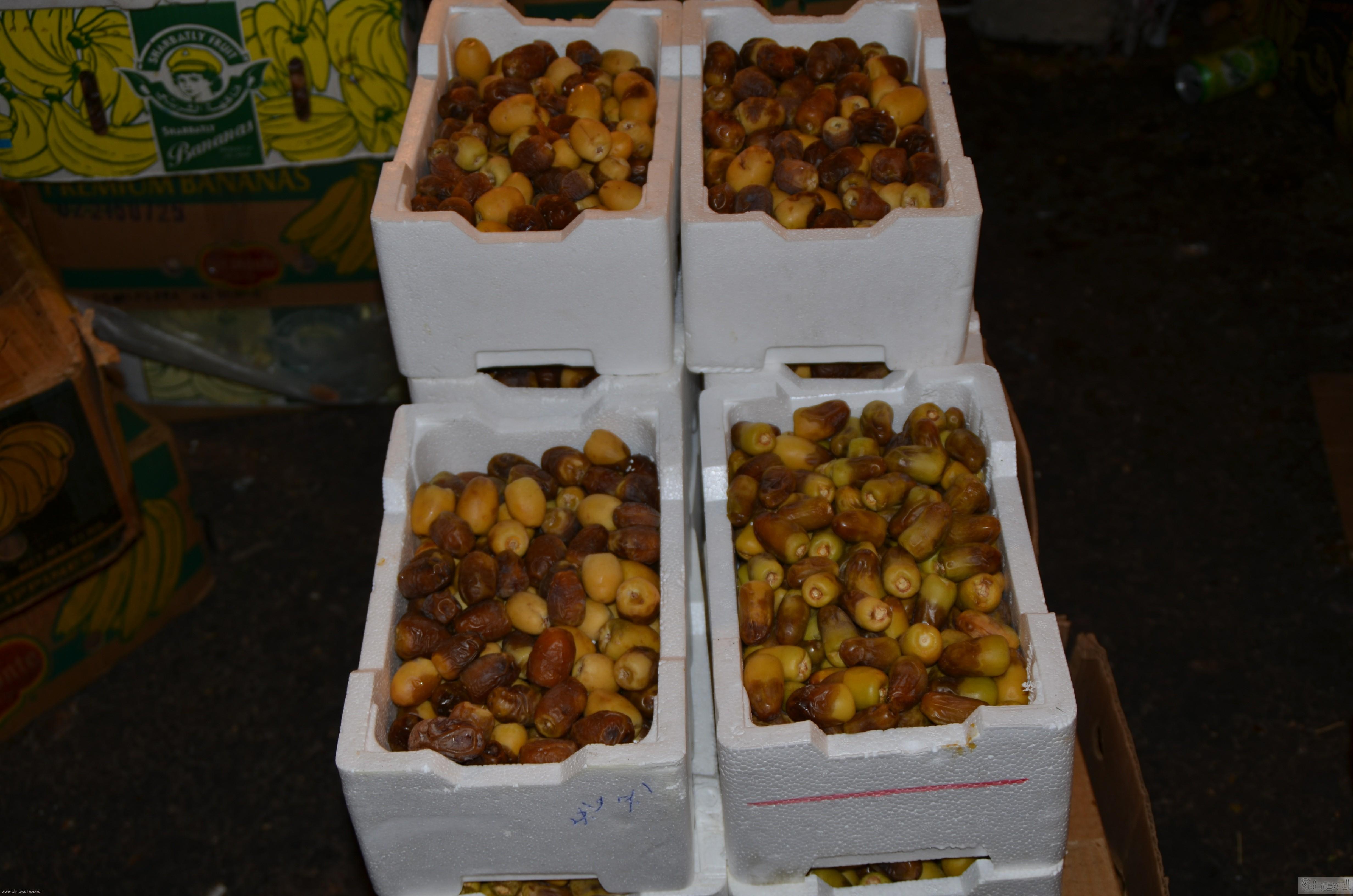 جولة باسواق الحلويات والتمور في جدة قبل العيد (14)