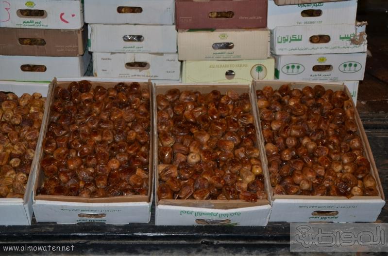 جولة باسواق الحلويات والتمور في جدة قبل العيد (15)