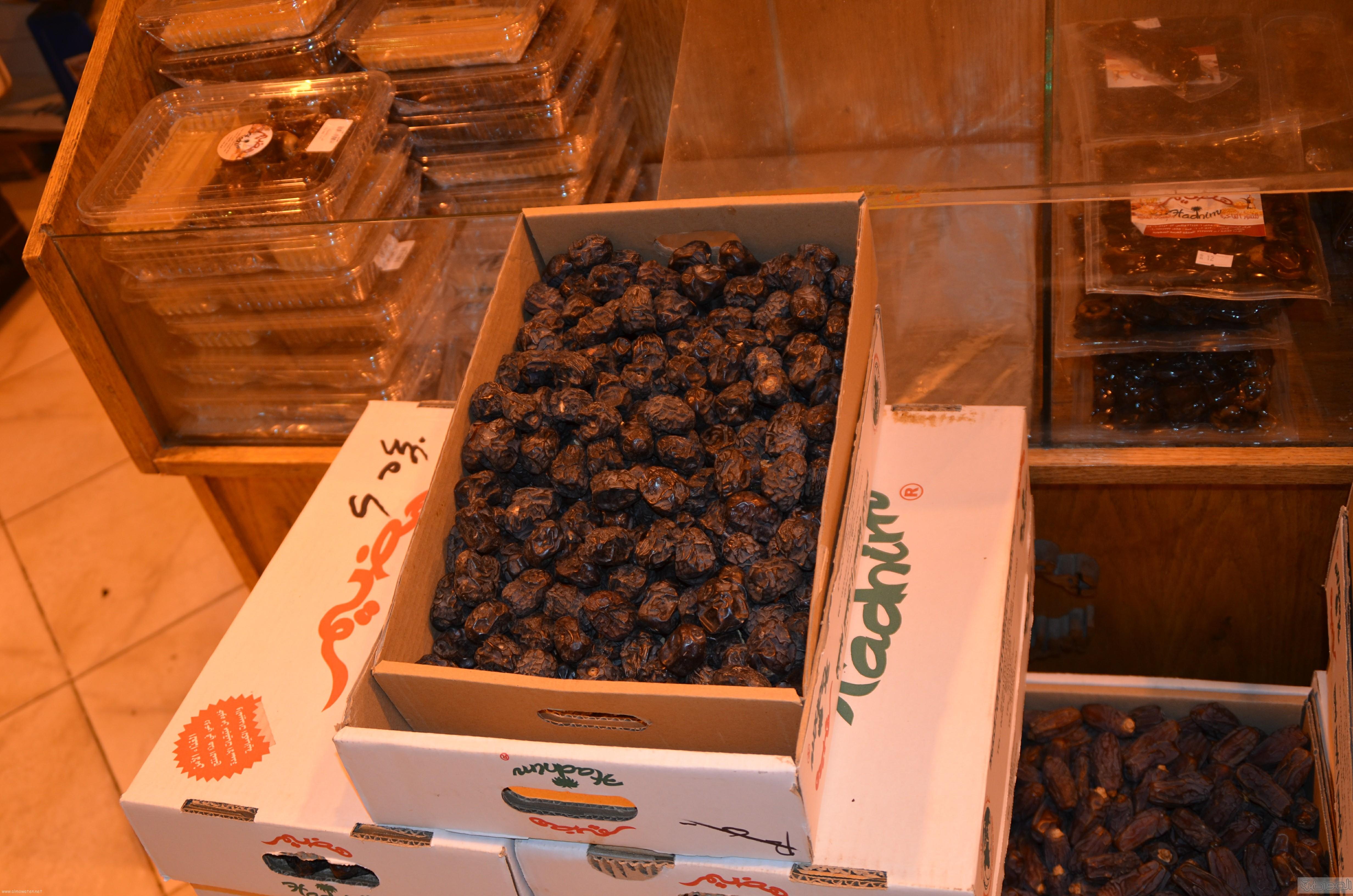 جولة باسواق الحلويات والتمور في جدة قبل العيد (16)
