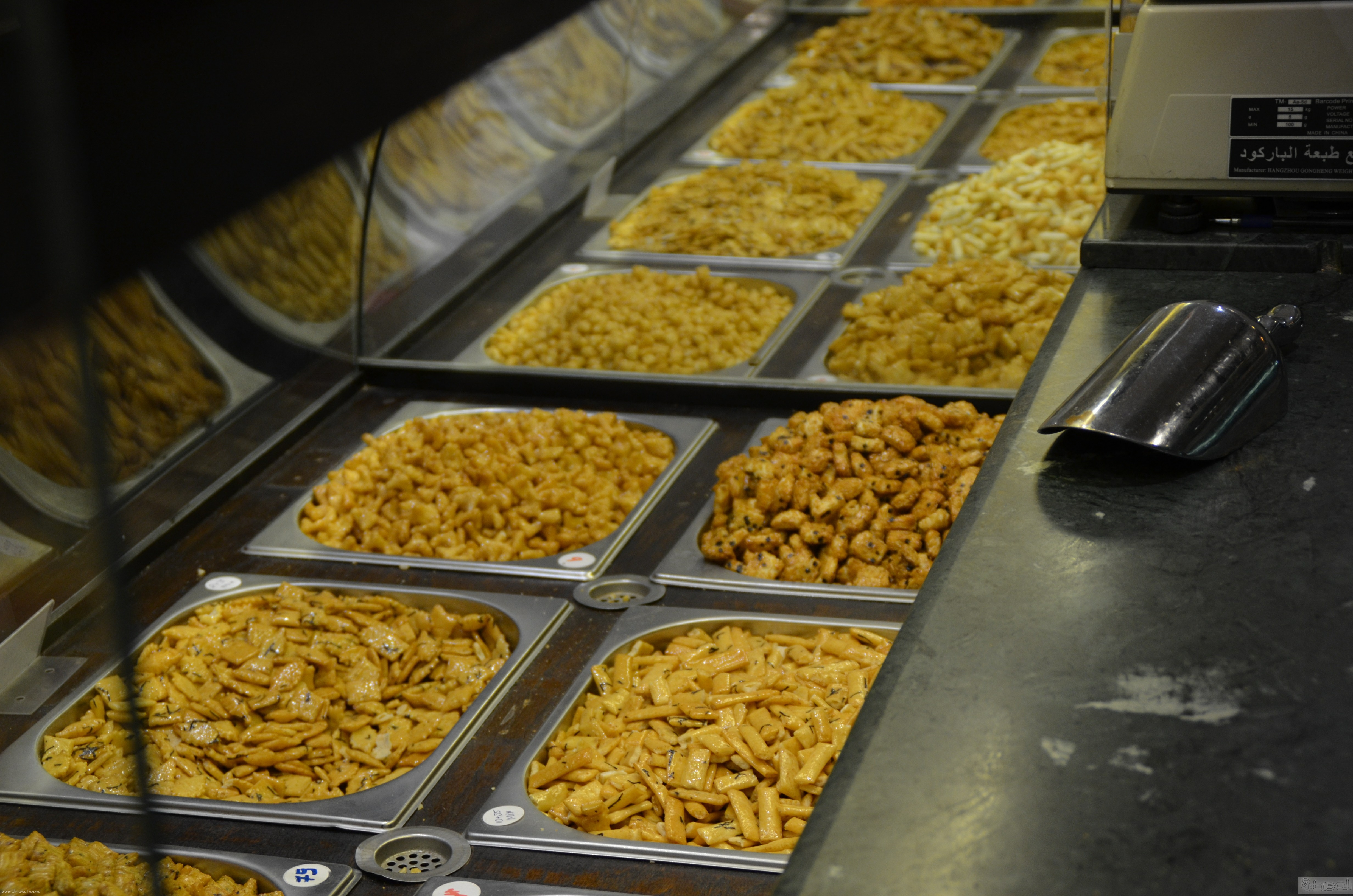 جولة باسواق الحلويات والتمور في جدة قبل العيد (2)