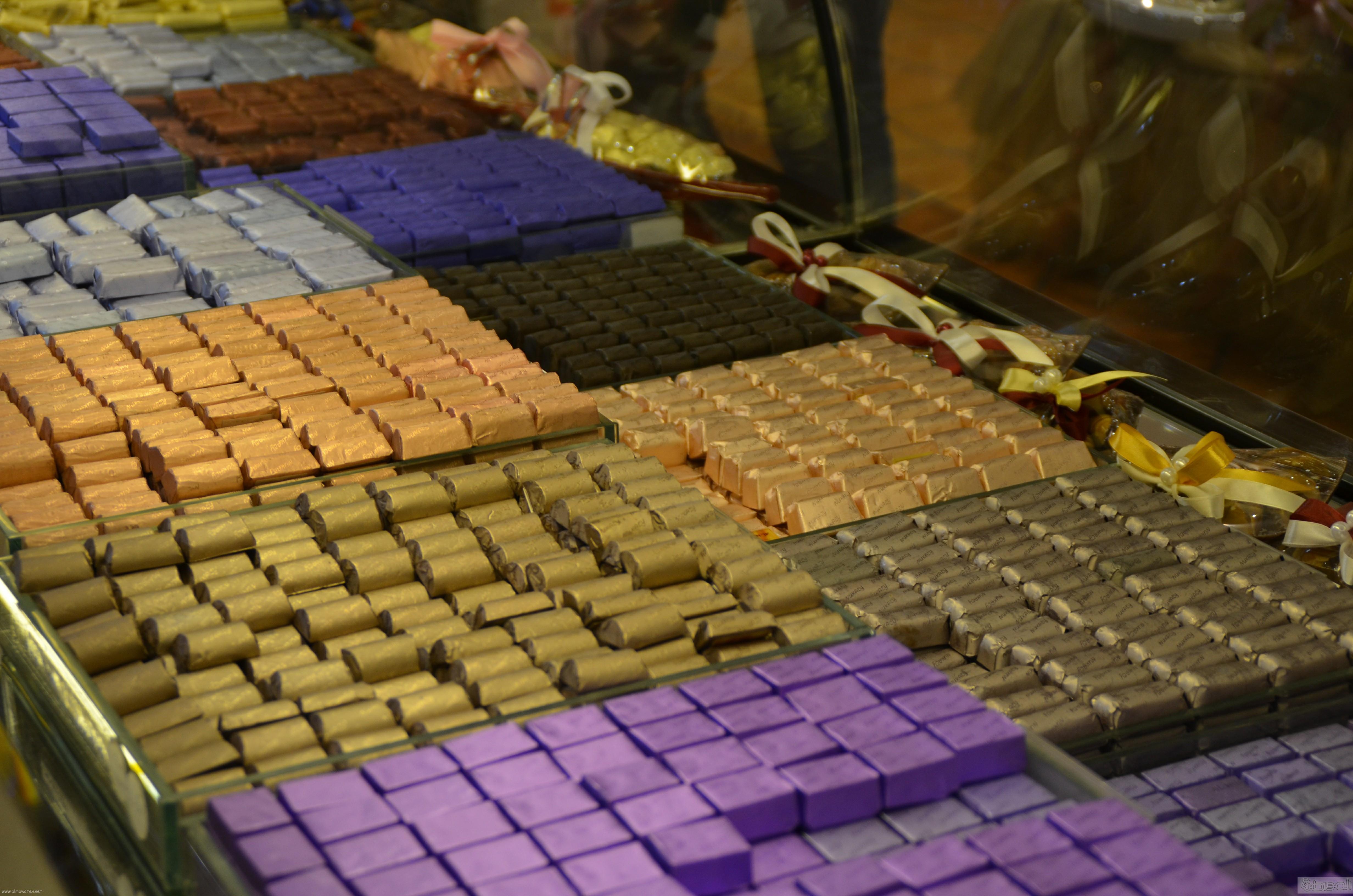 جولة باسواق الحلويات والتمور في جدة قبل العيد (3)