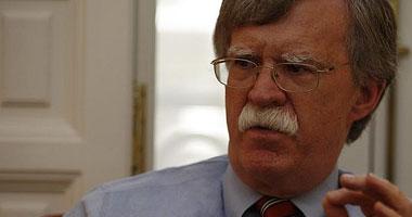 جون بولتون سفير الولايات المتحدة السابق