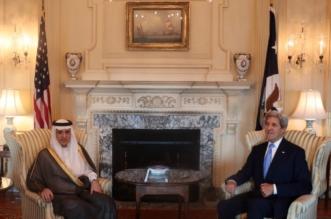 """هنا .. تفاصيل لقاء وزير الخارجية الأمريكي بـ """"عادل الجبير"""" - المواطن"""
