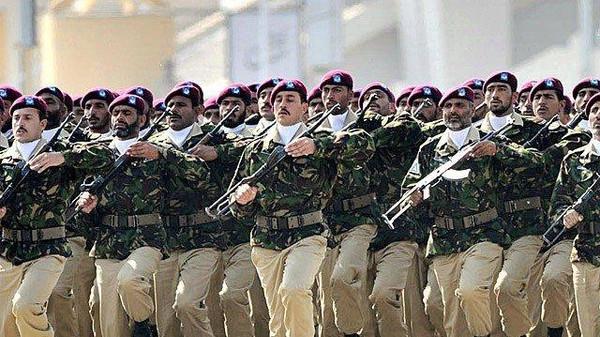 جيش باكستان السابع عالمياً بعدد جنوده
