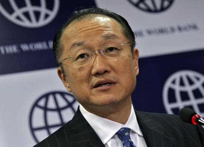 جيم يونج كيم، رئيس البنك
