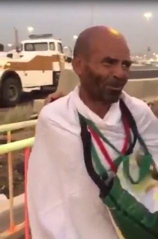 بالفيديو.. لماذا ذرف حاجّ دموعه في #المشاعر_المقدسة ؟ - المواطن