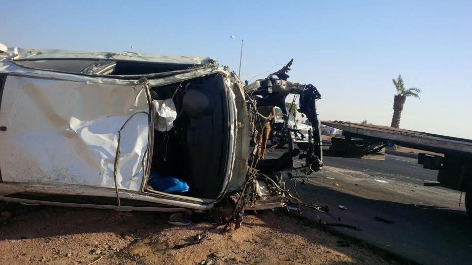 3 إصابات خطيرة بتصادم على طريق السيل- الطائف - المواطن
