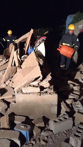 حادث انفجار مطبخ3